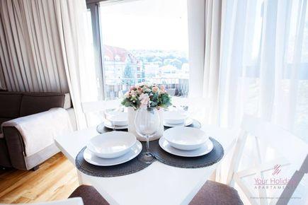Apartament Międzyzdroje - Horyzont 206 - salon