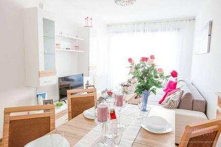 Apartament Międzyzdroje - Promenada Gwiazd 28-402 - salon