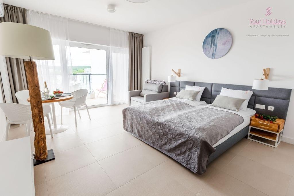 Międzyzdroje Apartament Aquamarina Prima