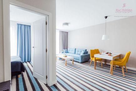 Apartament w Międzyzdrojach - Bell Mare Ii 317